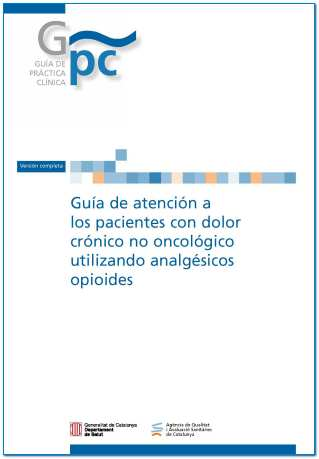 guia atencion pacientes dolor no.oncoloagico